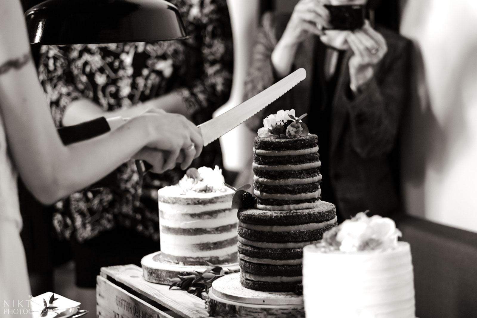Hochzeitstorten von Annabatterie bei einer Hochzeitsfeier in Laurenz